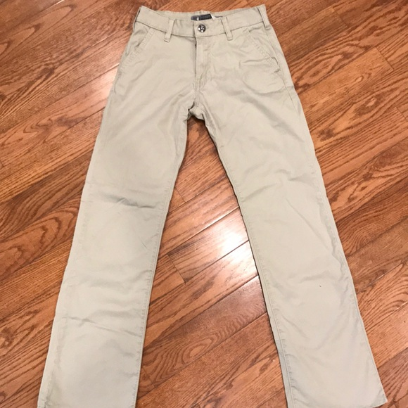 new design replicas price reduced Young Men's BKE Khaki Pants